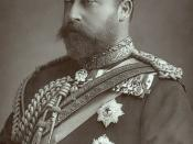 English: The Prince of Wales (later King Edward VII)(1841-1910)