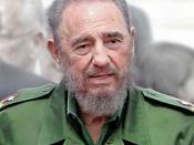 English: The Cuban leader Fidel Castro. Español: El líder cubano Fidel Castro. Italiano: Il leader cubano Fidel Castro Français : Le dirigeant cubain Fidel Castro. 日本語: キューバの最高指導者であるフィデル・カストロ Português: O líder cubano Fidel Castro. Norsk (bokmål): Cub