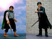 Frodo Baggins vs. Harry Potter (353/365)