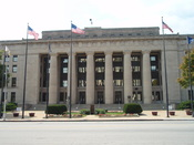 English: Wyandotte County Courthouse in Kansas City, Kansas