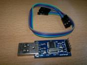 TTL-USB serial port module