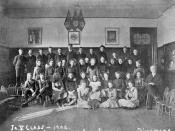 Alexander Muir Public School, Toronto, 1902 [OHQ-PICTURES-S-R-599]