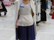 Cosplay - AWA14 - Princess Mononoke