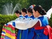Korean sword dance-Jinju geommu