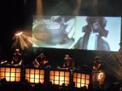 Français : Le groupe français de trip-hop Chinese Man en octobre 2011.