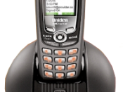 The Uniden WIN1200 Windows Live Messenger Phone