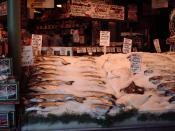 English: Pike Place Fish Market