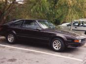 English: 1984 Toyota Supra