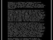 English: a screenshot of a .nfo file.