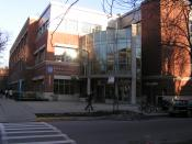 Student Center in March 2007.