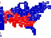 Final 2008 electoral cartogram