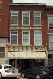 Colburn Shoe Store