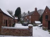 Three barns and 451 Church Road, Yardley