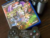 Gauntlet Dark Legacy - a great game for Playstation 2