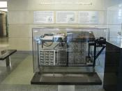 Atanasoff-Berry Computer at Durhum Center, Iowa State University