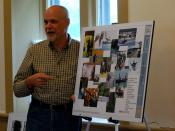 A rep for IRG explains the plan for the Quarries