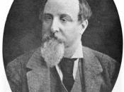 English: Portrait of the Irish-Occitan writer William Bonaparte-Wyse Occitan : Retrach de l'escrivan irlandooccitan William Bonaparte-Wyse