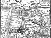 The siege of Syracuse in a 17th century engraving.