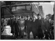 Dist. Att'y Whitman & Reporters  (LOC)