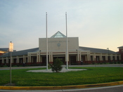 Landstown High School in Virginia Beach, Virginia.