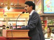 Author Amitabh Pandit