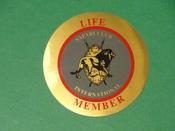 English: Safari Club International Logo Badge