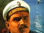 Another poster of The Battleship Potemkin
