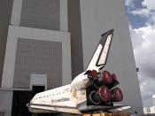 STS-93 Rollover - GPN-2000-000853