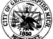 Official seal of City of Grand Rapids