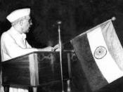 Jawaharlal Nehru's tryst with destiny speech