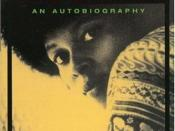 Assata: An Autobiography (1987), written while Shakur was in Cuba