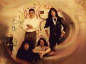 English: Time Escape - Italian Progressive Rock band - 1990