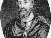 English: Æthelbald, King of England (858-860)