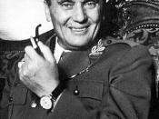 Јосип Броз Тито / Josip Broz Tito : 7 May 1892 – 4 May 1980). With due apologies this article is for Slovenians only! (slikano 1945...1950). Ti se kar smej, saj se upravičeno!