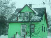 Napoleon, ND: House