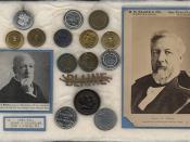 Blaine-Logan Campaign Items, ca. 1884