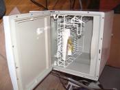 Broken Dishwasher