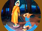 044 The Buddha gives Ordination to Yasa and his Friends who become Arahants and converts Yasa's Family to Steam-Enterers