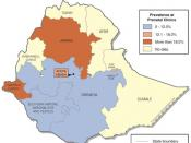 2nd Wave HIV for Ethiopia, by prenatal care