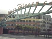 The Walt Disney Studios, the headquarters of The Walt Disney Company