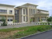 English: Mathematic and Natural Science building