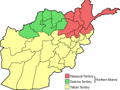 English: based on http://edition.cnn.com/WORLD/9610/12/afghanistan/map.lg.jpg self-made from PD Image:Afghanistan map.png