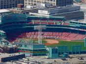 Fenway Park, home of the Boston Red Sox, is the oldest operating ballpark in the United States.