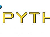 English: PYTHA logo (CAD program made by Pytha Lab)