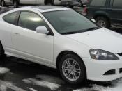 2005 Acura RSX Image: