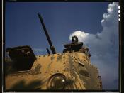 Tank commander, Ft. Knox, Ky.  (LOC)