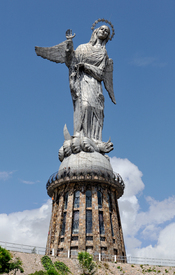 Virgin of El Panecillo