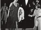 Jackie Joseph with Earl Holliman