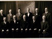 Directors of Chorley Co-operative Society,  1937