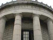 George Rogers Clark Memorial